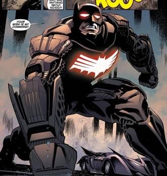 TOP 5 COOLEST BATMAN EXO-SUITS   BATFAN on BATMAN